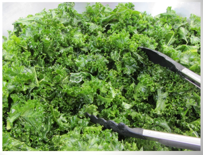 #Kale: Superfood of the Stars