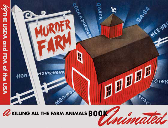#Murder Farm - Another Children's Book Not Suitable for Children [Go #Vegan]