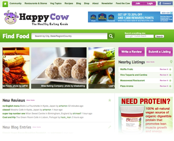 @HappyCow: Everything You Want to Know about Being #Vegan But Were Afraid to Ask - [#GoVegan]